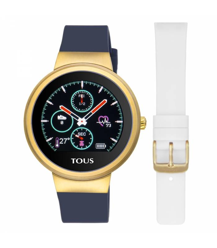 Reloj Tous Rond Touch Silicona IPG Activity Watch 000351685