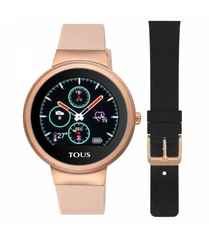 Reloj Tous Rond Touch Silicona IPRG Activity Watch 000351690
