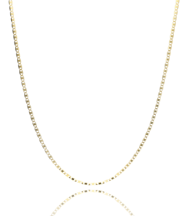 Cadena Laberinto Oro 18 k de 45 cm