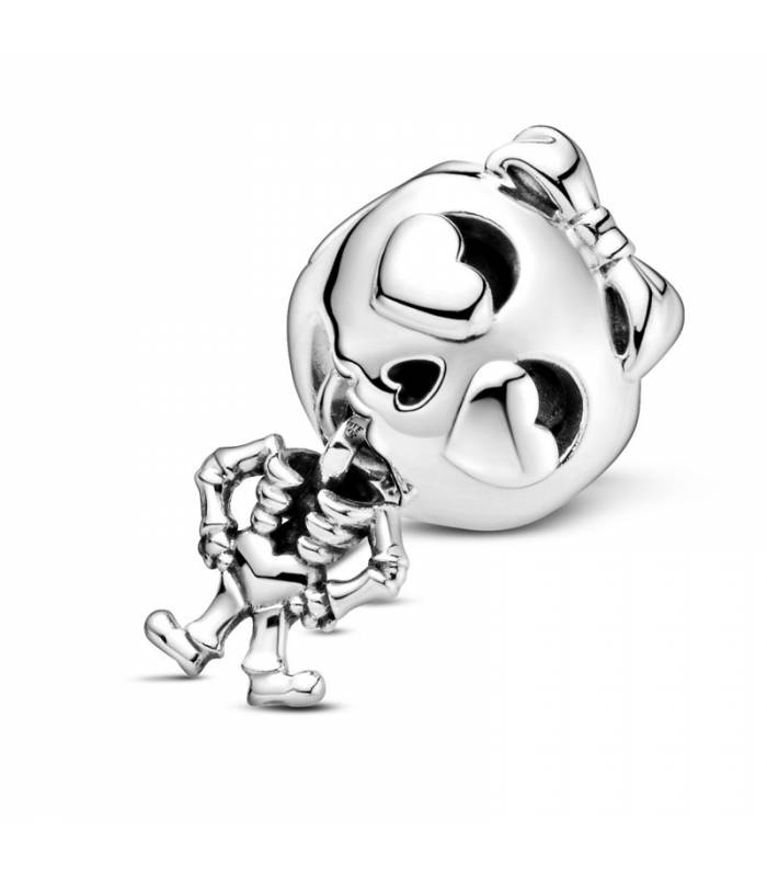 Charm en plata de ley Chica Esqueleto 799070C00
