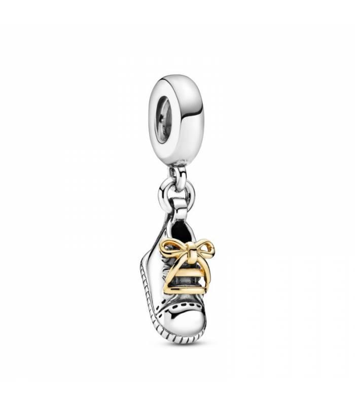 Charm Pandora colgante Zapatito de Bebé 799075C00