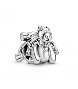 Charm Pandora en plata de ley Camello 798927C00