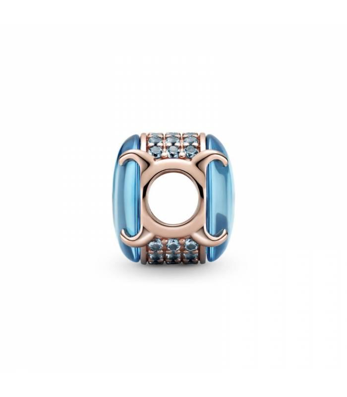 Charm Cabujón Ovalado Azul 789309C01