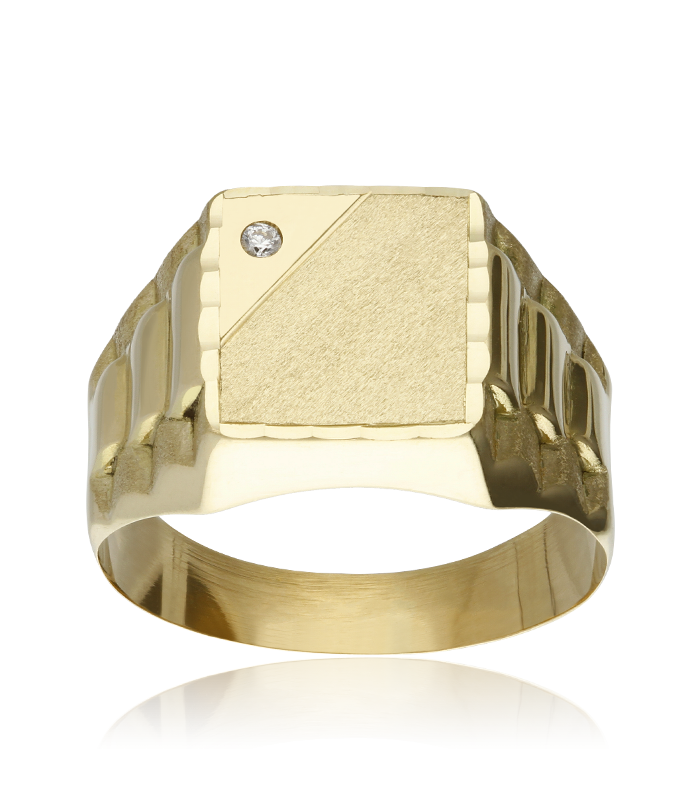 "SELLO ""ARFOUD"" ORO 18K"