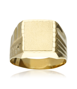 "SELLO ""SLIMAN"" ORO 18K"