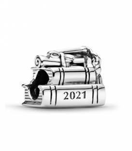 CHARM PLATA GRADUACION 2021 799325C00