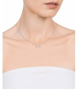 Collar Viceroy Clásica en plata de ley 7128C000-38