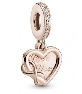 Charm Colgante Pandora Rose Infinito Love You 789369C01