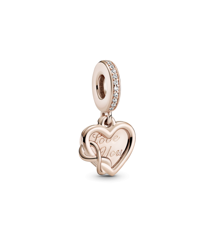 Charm Colgante Pandora Rose Infinito Love You 789369C01