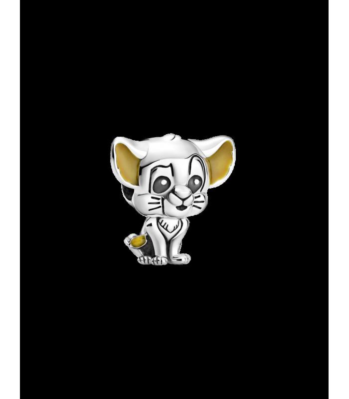 Charm Pandora plata Simba de Disney 799398C01