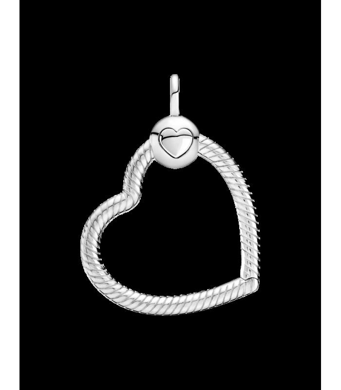 Colgante O Pandora Moments Plata Corazón 399384C00