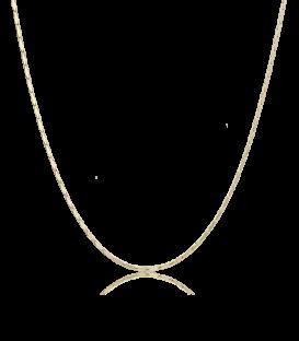 """Cadena """"Cardano"""" Oro 18k"""