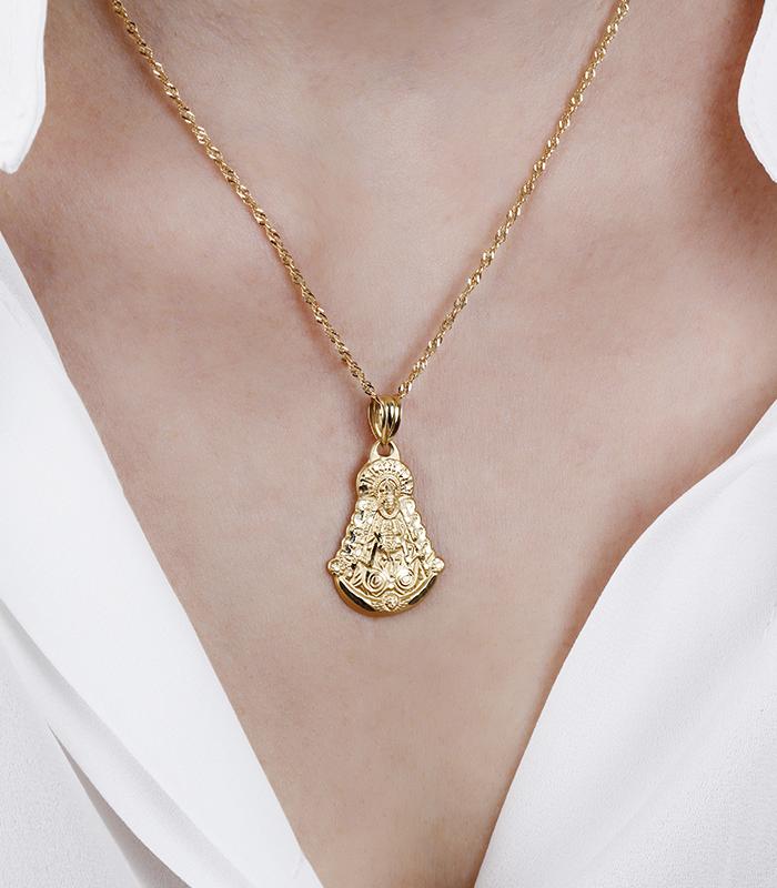Medalla Oro Virgen del Rocio