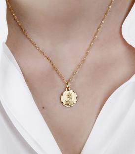 Medalla Oro Virgen de las Angustias