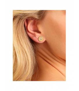 PENDIENTES GUESS WITH LOVE REDONDOS UBE70037
