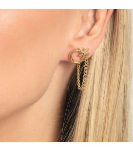 PENDIENTES GUESS A STAR IS BORN GOLD UBE70157