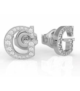 PENDIENTES GUESS G MULTI CHAIN UBE79109