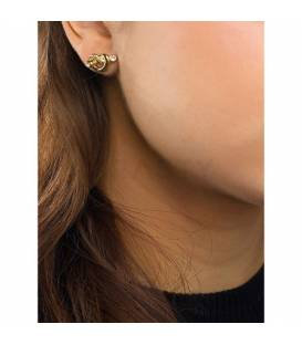 PENDIENTES GUESS KNOT UBE29013