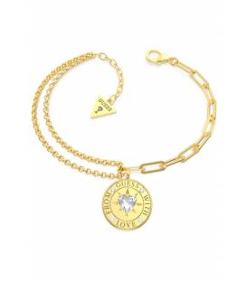 PULSERA GUESS FROM GUESS WITH LOVE UBB70001-S