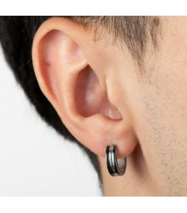PENDIENTES LOTUS STYLE MEN'S EARRINGS LS2151-4/1