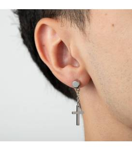 PENDIENTES LOTUS STYLE MEN'S EARRINGS LS2175-4/1