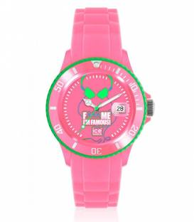 ICE WATCH FLUOR PINK HEAD Extra Big FM.SS.FPH.BB.S11