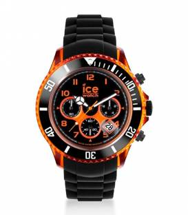Ice Watch Chrono Electrik - Black Orange - Big Big CH.KOE.BB.S.12