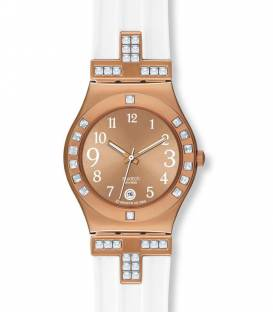Swatch FANCY ME PINK GOLD YLG403