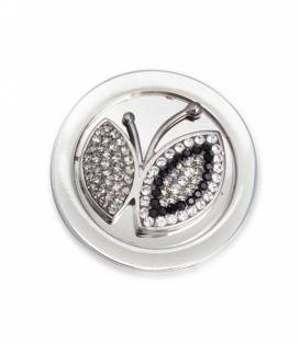 Mi Moneda Butterfly Black SW-BUT-01-30-L