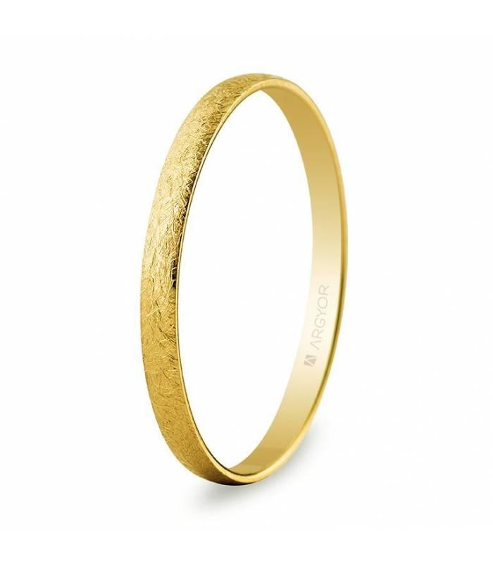 Alianza de boda oro 50201H