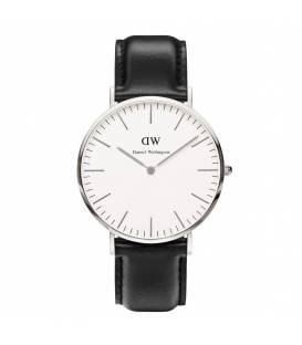 Reloj Daniel Wellington Classic Sheffield Silver 0206DW 40mm