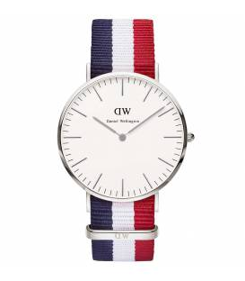 Reloj Daniel Wellington Classic Cambridge Silver 0203DW 40mm