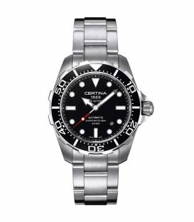 Reloj Certina DS Action Diver - 3 hands C013.407.11.051.00