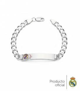 Esclava Real Madrid plata de ley