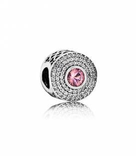 Charm Esplendor Radiante rosa 791763NBP