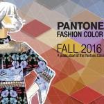 Descubre los colores de la nueva gama Pantone Otoño-Invierno 2016-2017