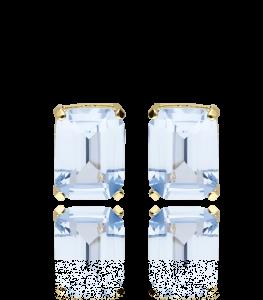 topacios rectangulares