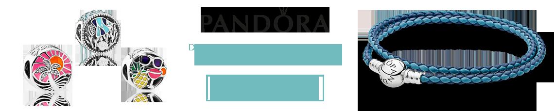 Nueva colección Verano 2017 Pandora