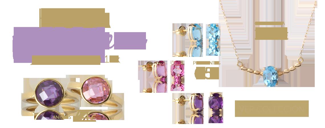Nueva colección primavera Joyería Sánchez